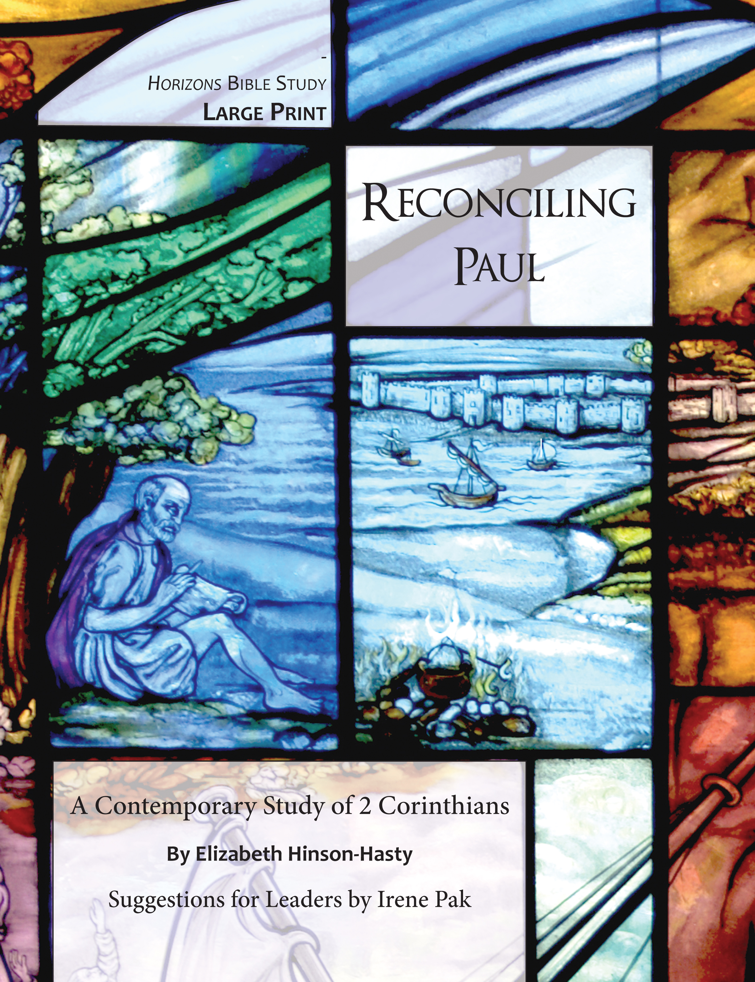 Reconciling Paul Large Print