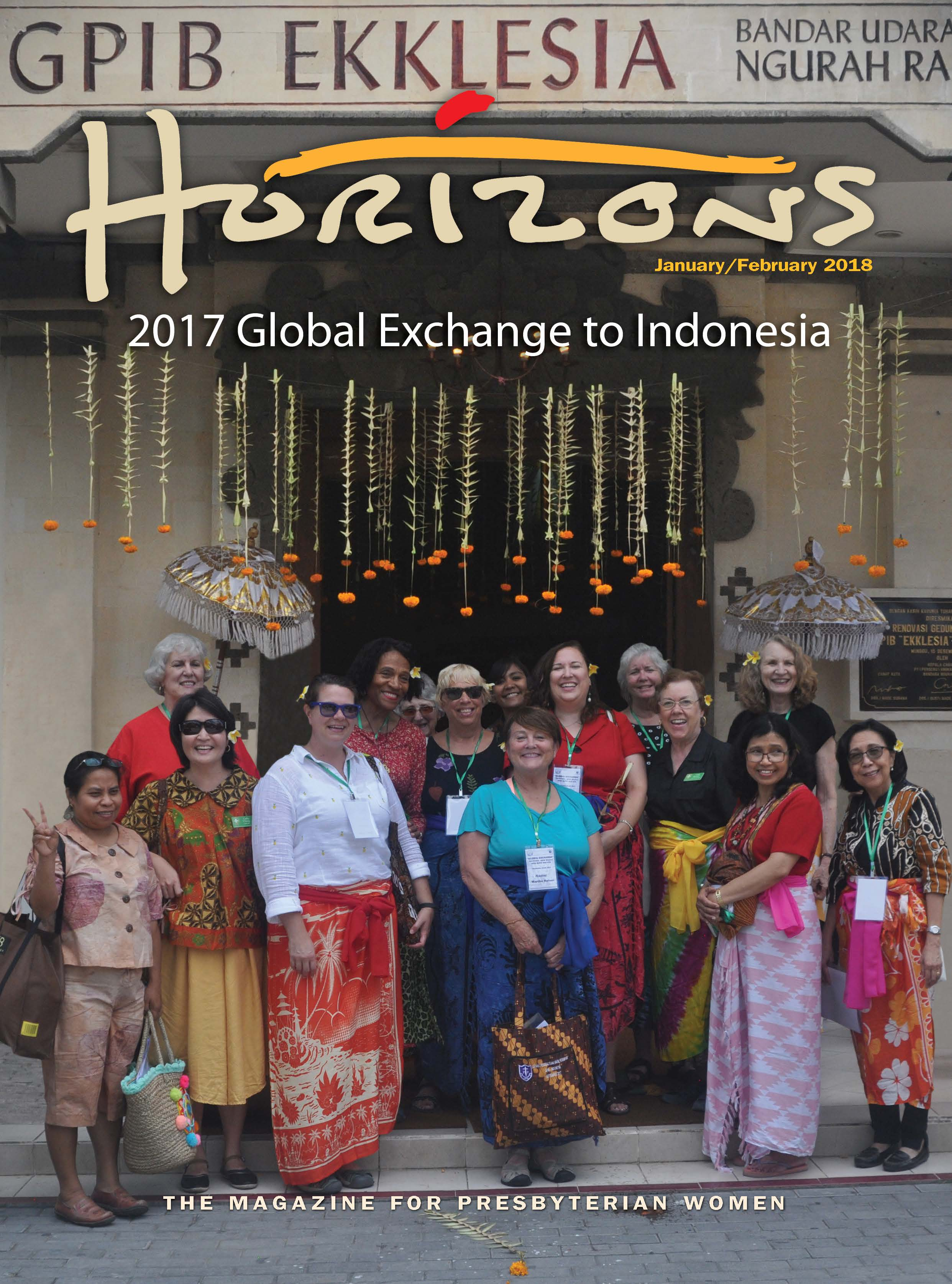 2017 Global Exchange to Indonesia