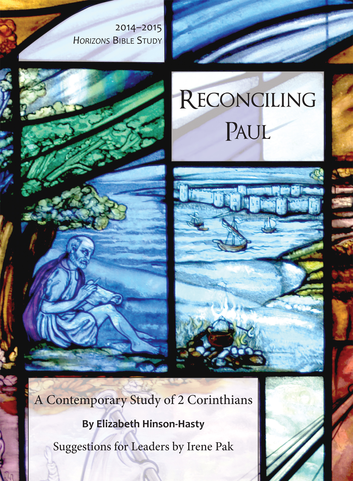 Reconciling Paul Bible Study