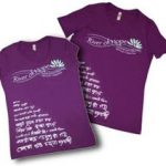CWG 2012 River of Hope - scoop neck t-shirt (4X)