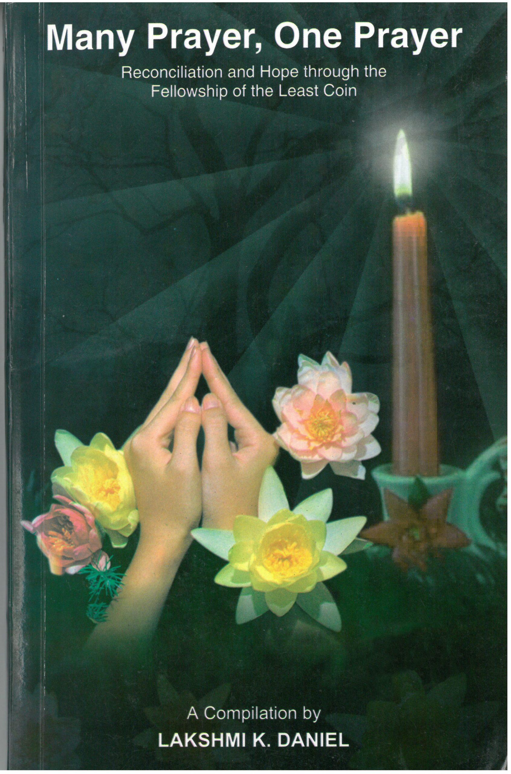 Many Prayer, One Prayer