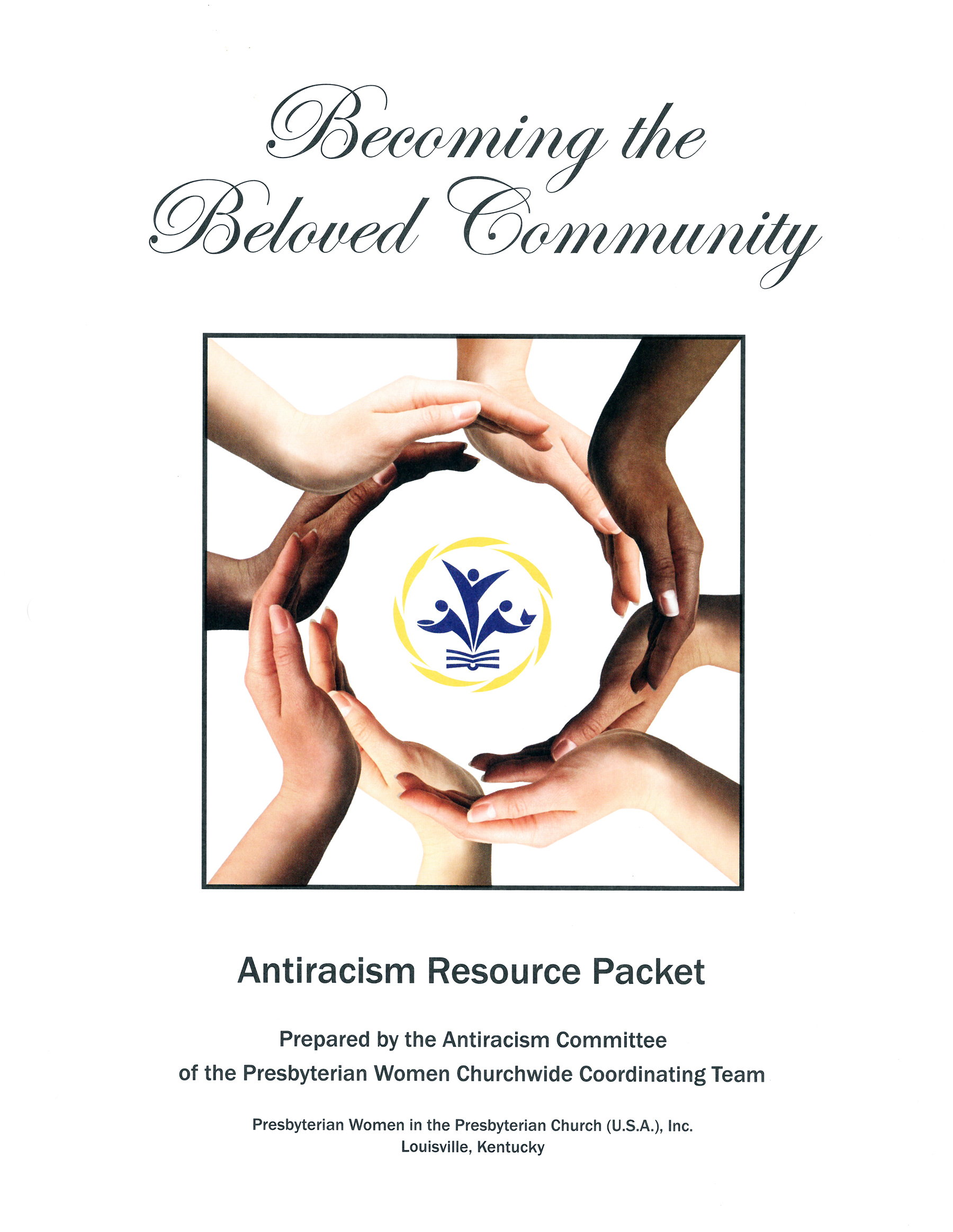 Becoming the Beloved packet
