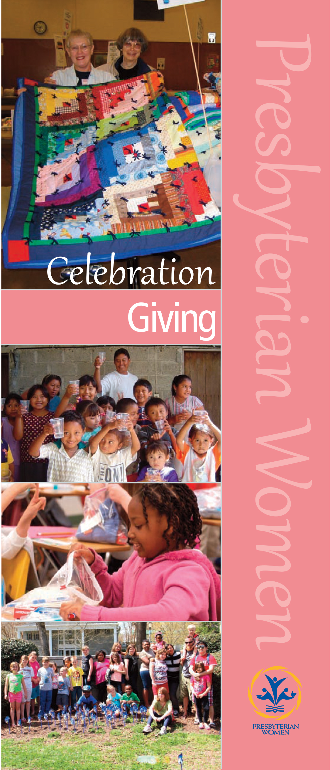 Celebration Giving Brochure