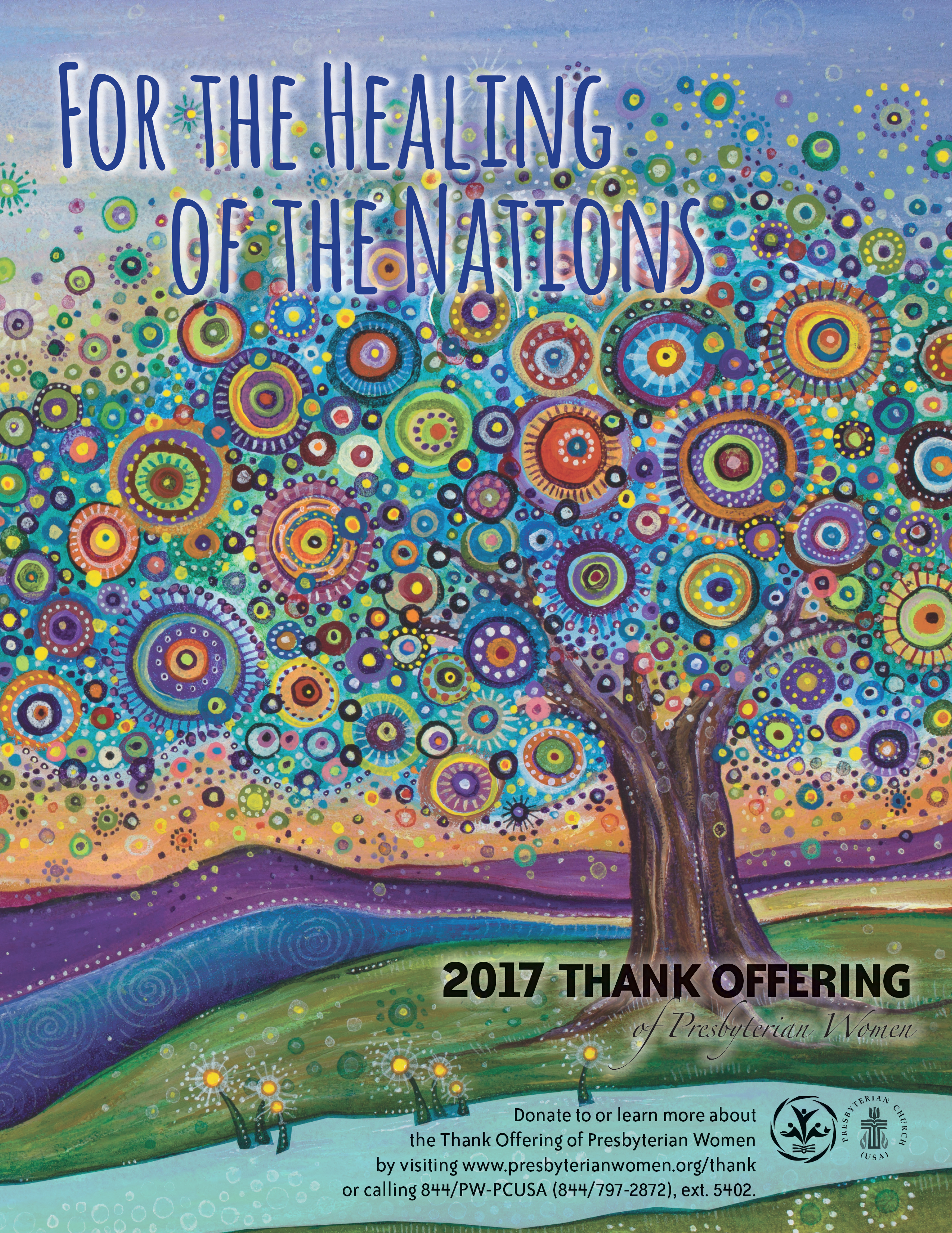 2017 Thank Offering Booklet