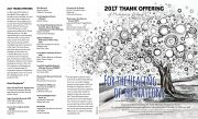 2017 Thank Offering bulletin cover