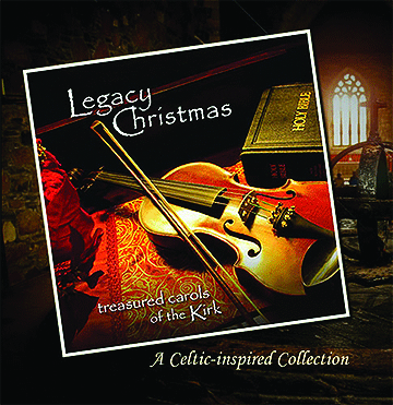 PWR16200 Legacy Christmas Treasured Carols of the Kirk CD
