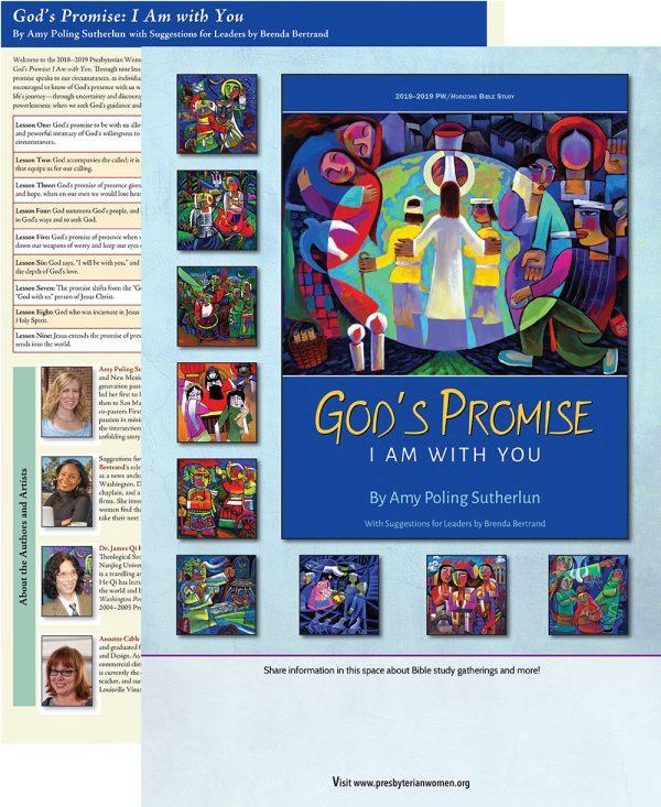 HZN18410 God's Promise Poster