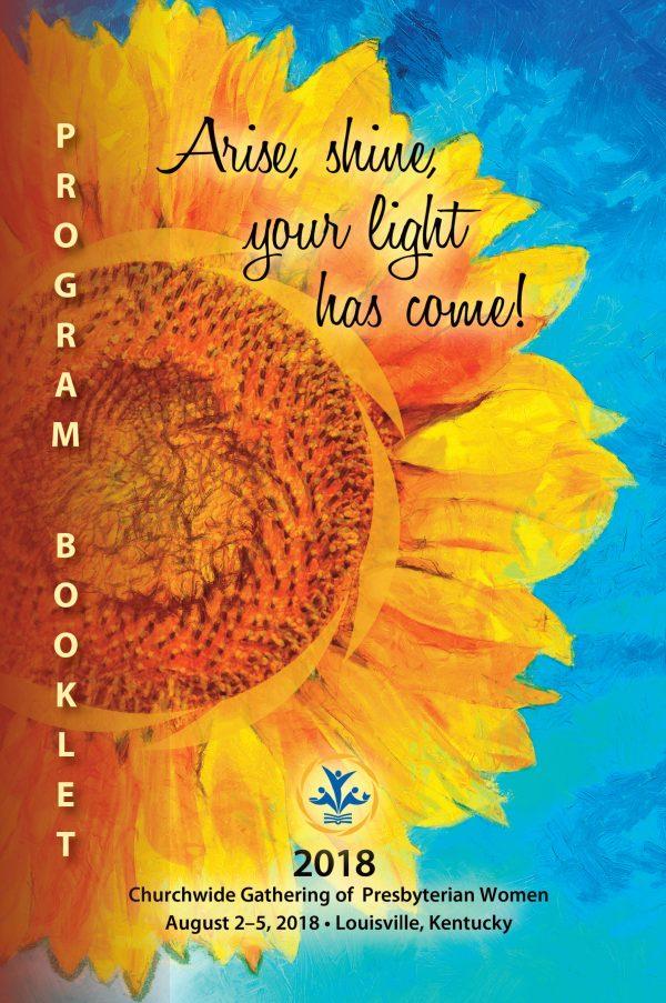 CWG18060 2018 Churchwide Gathering Program Book