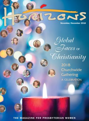 HZN18260 Nov/Dec 2018 Horizons: Global Faces of Christianity - 2018 Churchwide Gathering: A Celebration