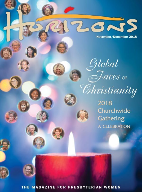 HZN18260 Nov/Dec 2018 Horizons: Global Faces of Christianity - 2018 Churchwide Gathering: A Celebration