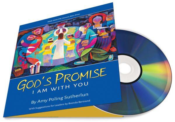 HZN18172 God's Promise Audio CD