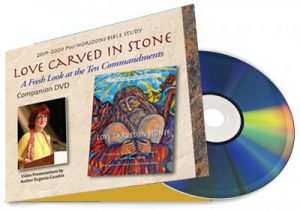 HZN19103 Love Carved in Stone DVD case FA