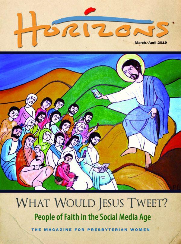HZN19210-Horizons-Mag-Mar-Apr-2019 What Would Jesus Tweet?